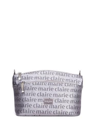 Marie Claire Postacı Çantası Gri